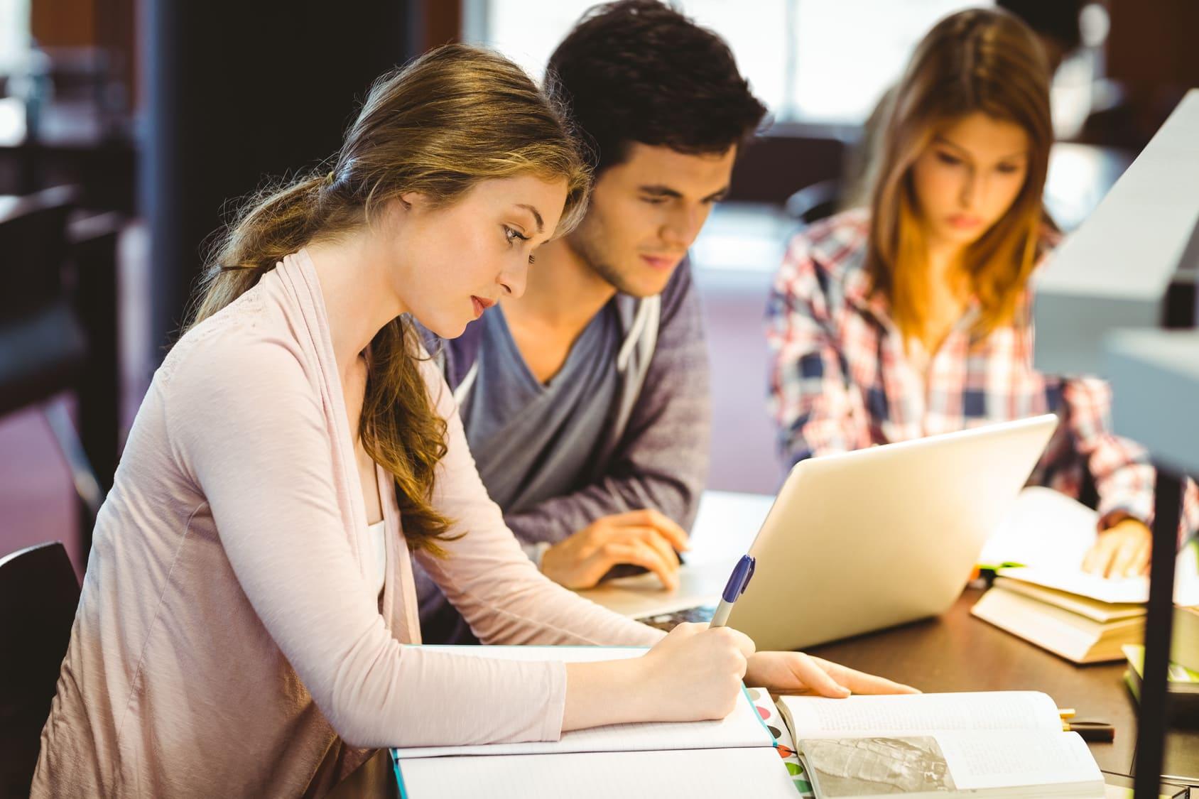 Como estudar em grupo, poderá te ajudar?