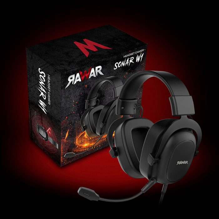 HEADSET GAMER SONAR W1