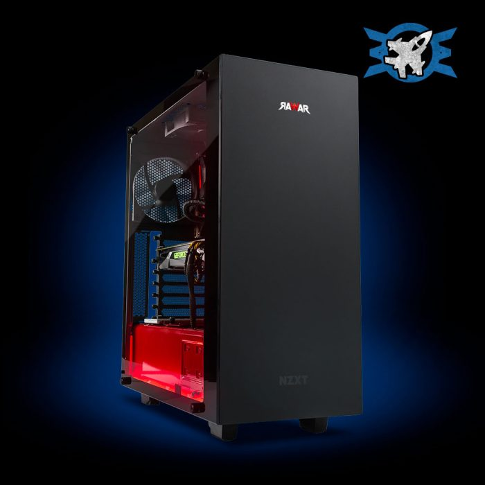 PC GAMER RAWAR RAPTOR