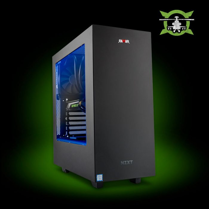 PC GAMER RAWAR VENOM