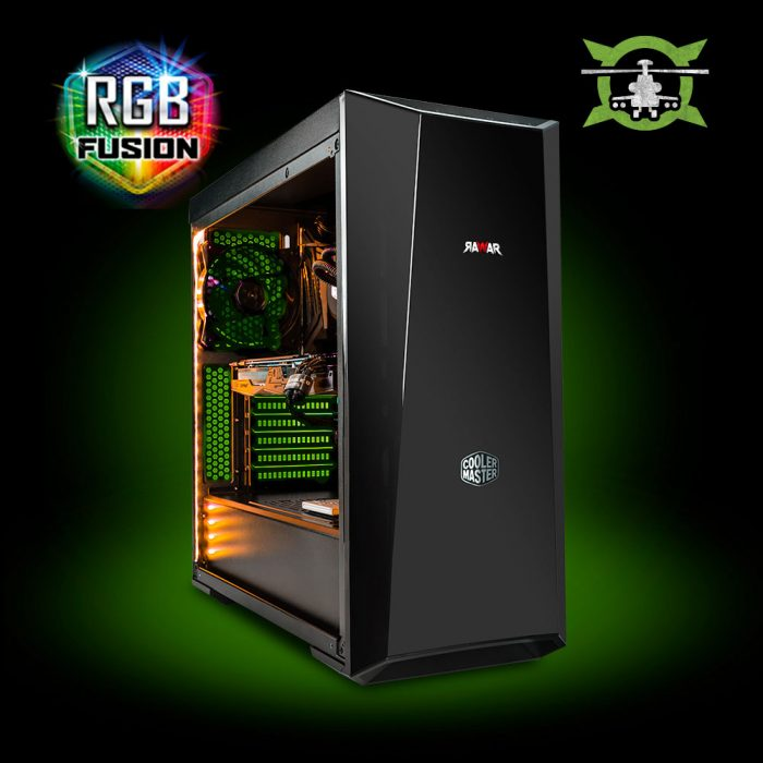 PC GAMER RAWAR CHAMELEON