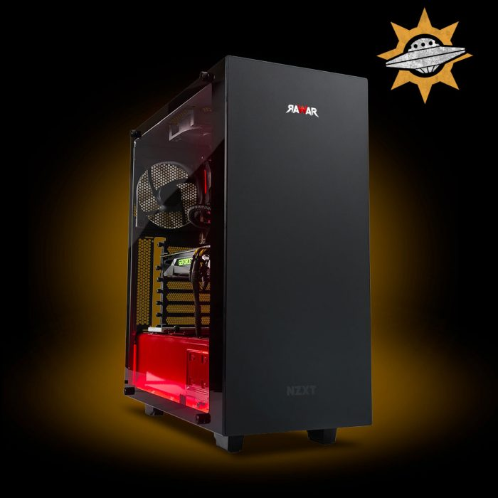 PC GAMER RAWAR ARMAGEDOM