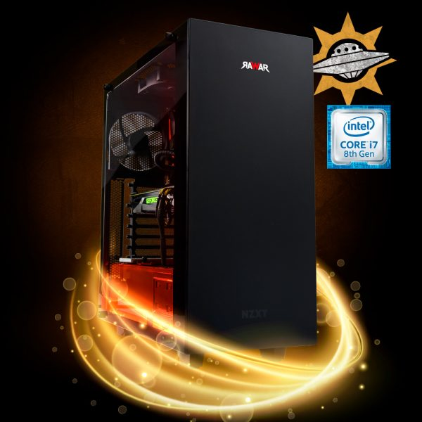 PC GAMER RAWAR ARMAGEDOM
