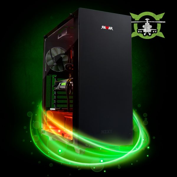 PC GAMER RAWAR COBRA