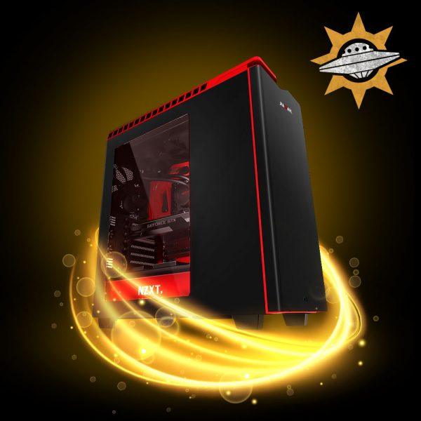 PC GAMER RAWAR DESTROYER