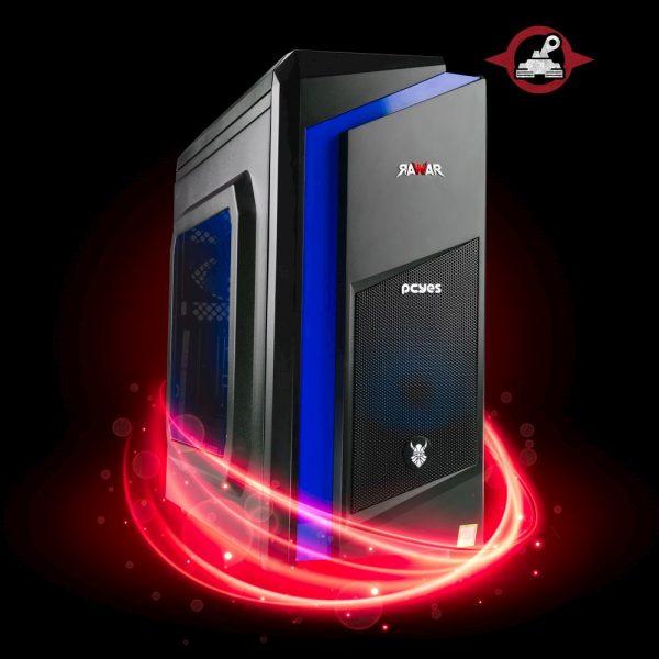 PC GAMER RAWAR FORTBATTLE