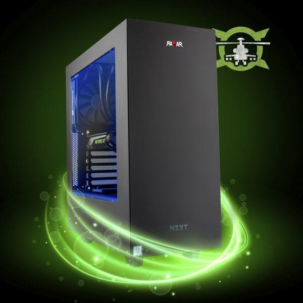 PC GAMER RAWAR VENOM
