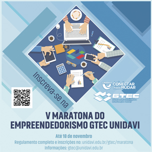 V Maratona do Empreendedorismo