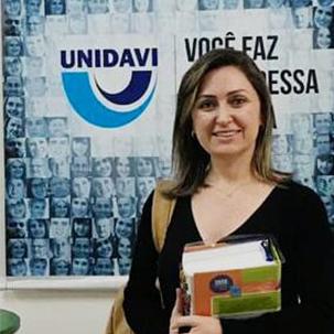 Acadêmica do Campus Ituporanga é selecionada para Estágio Visita
