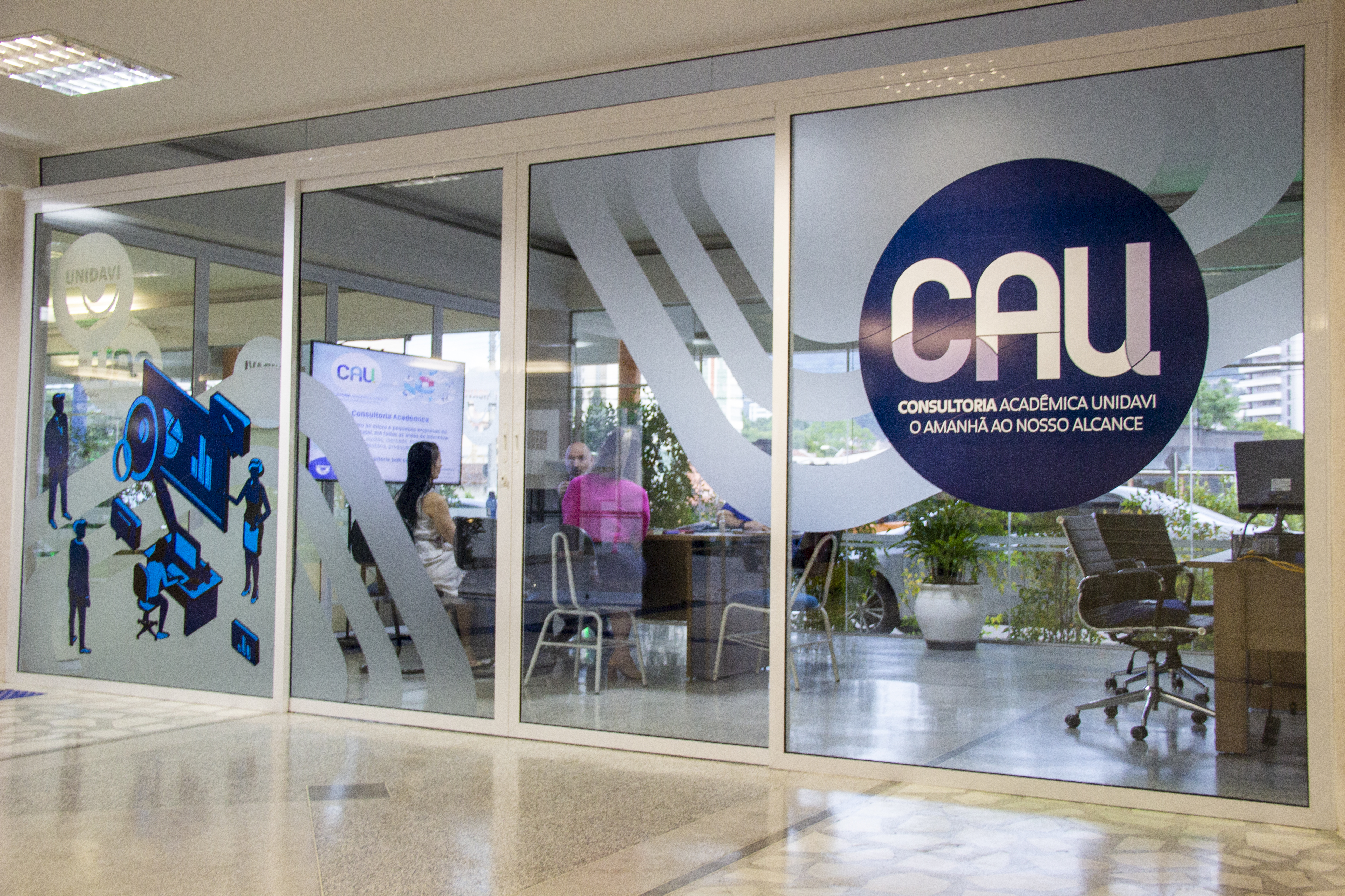 CAU - Consultoria Acadêmica Unidavi