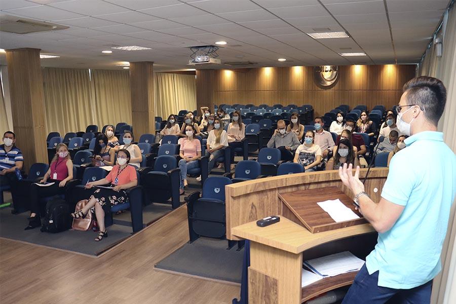 Acadêmicos de Medicina apresentam projetos de Trabalho de Curso