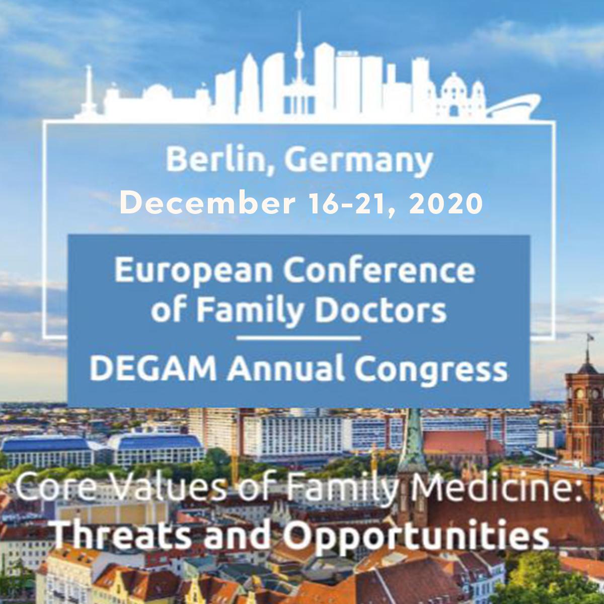 Estudantes de Medicina submeteram 12 trabalhos para o Congresso Mundial da Medicina de Família