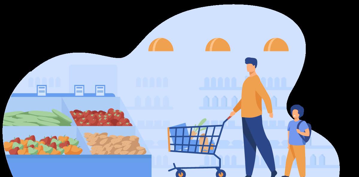 Dicas para compras de supermercado
