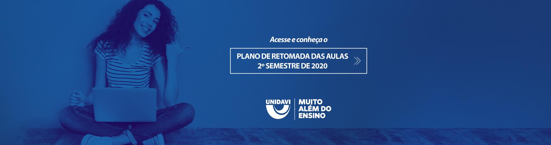PLANO RETOMADA DAS AULAS 2/2020