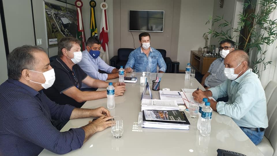 Estrutura da Unidavi de Ituporanga e possíveis parcerias com a Administração Municipal