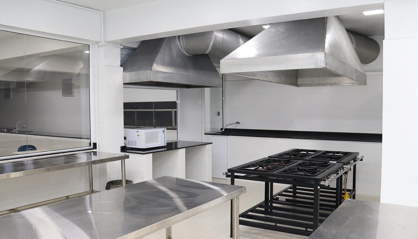 Cozinha Didática