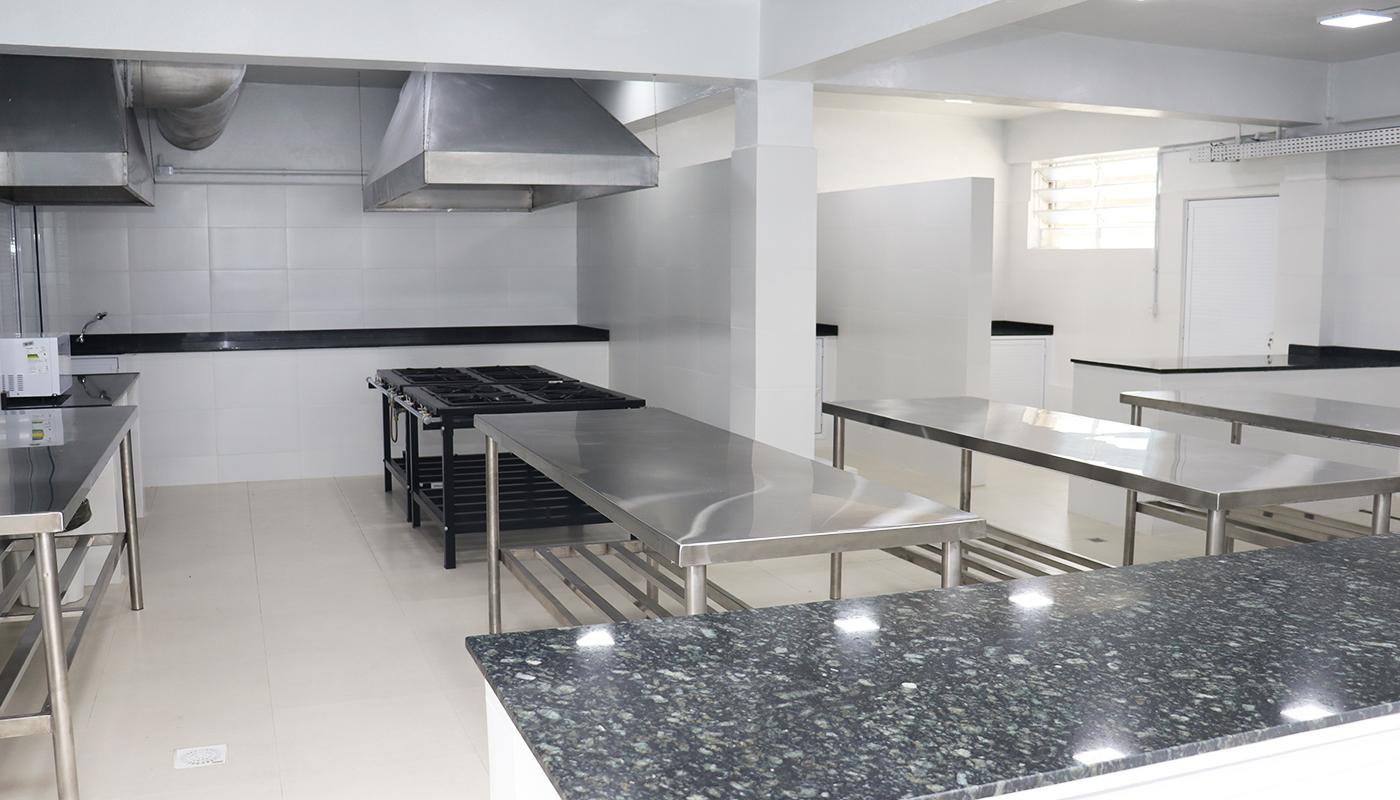 Foto3 da Estrutura - Cozinha Didática