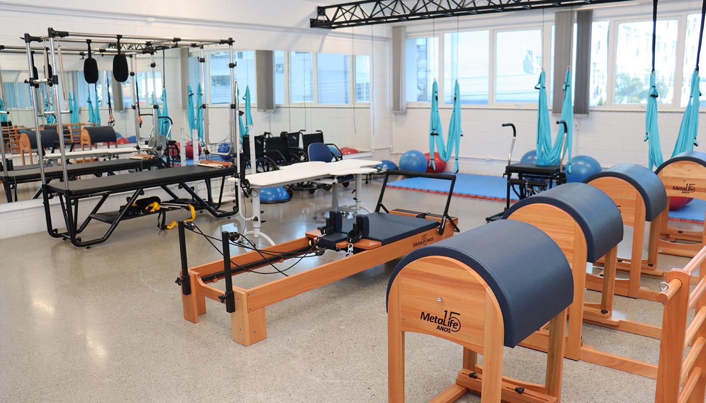 Laboratório de Cinesioterapia