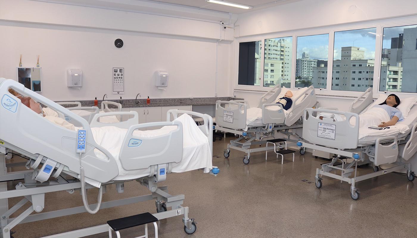 Foto2 da Estrutura - Enfermaria