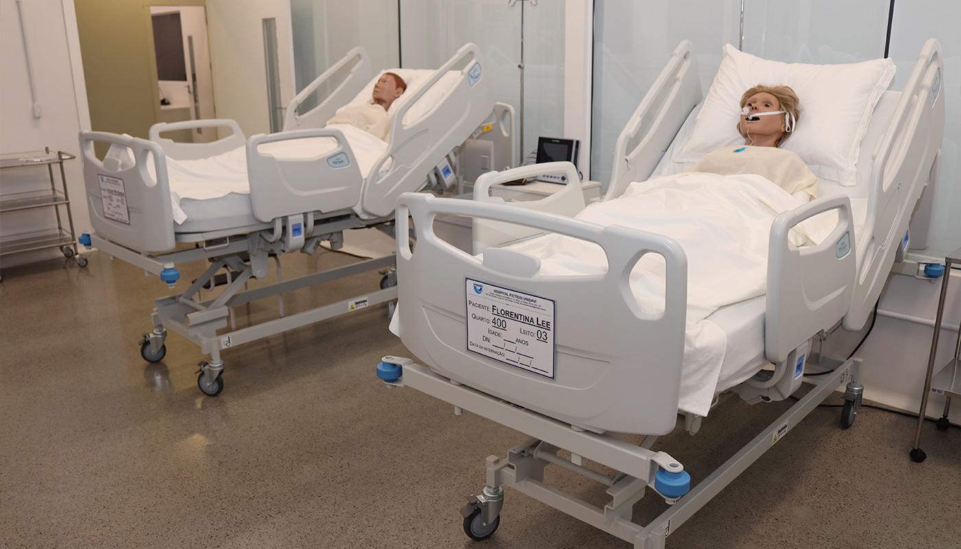 Foto1 da Estrutura - Enfermaria