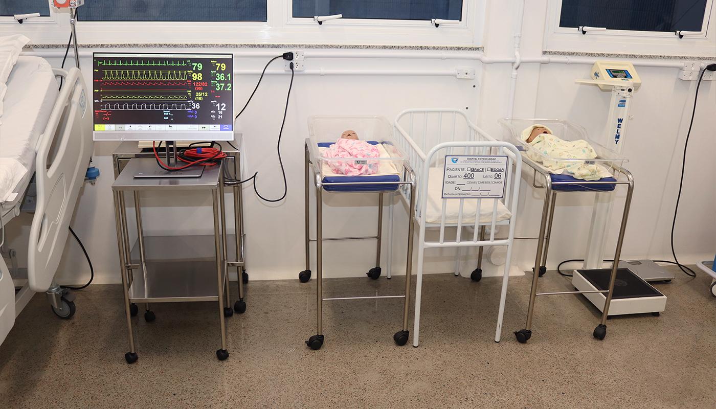 Foto3 da Estrutura - Enfermaria