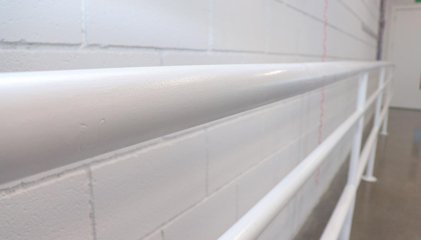 Foto3 da Estrutura - Sala de Práticas Corporais