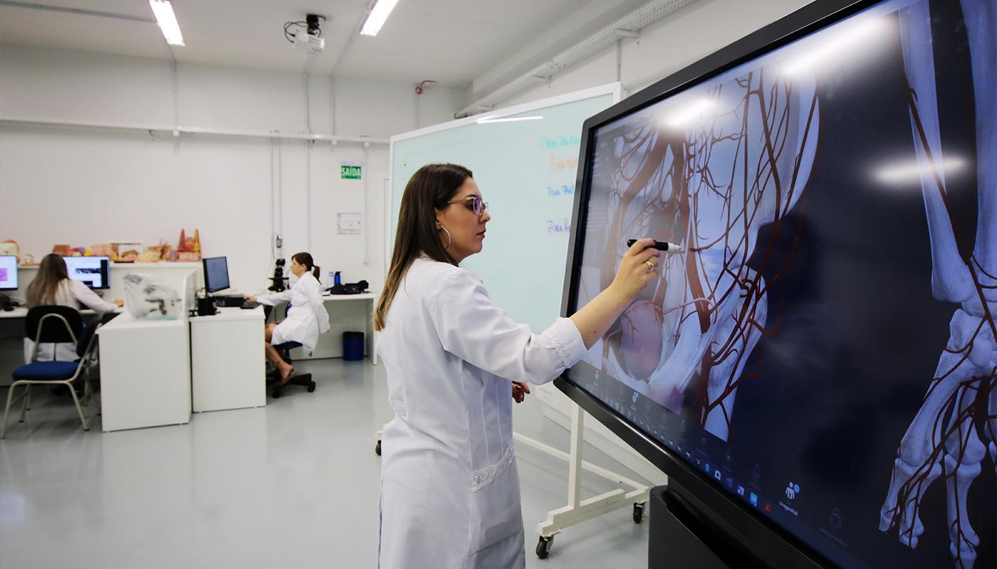 Laboratório Morfofuncional I e II