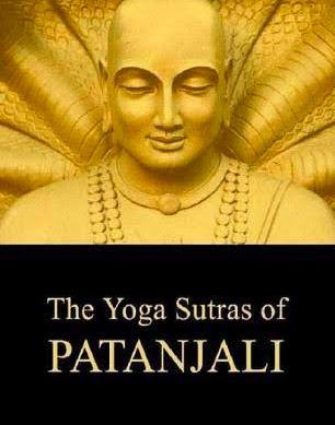 livro de yoga = yoga sutra de patanjali