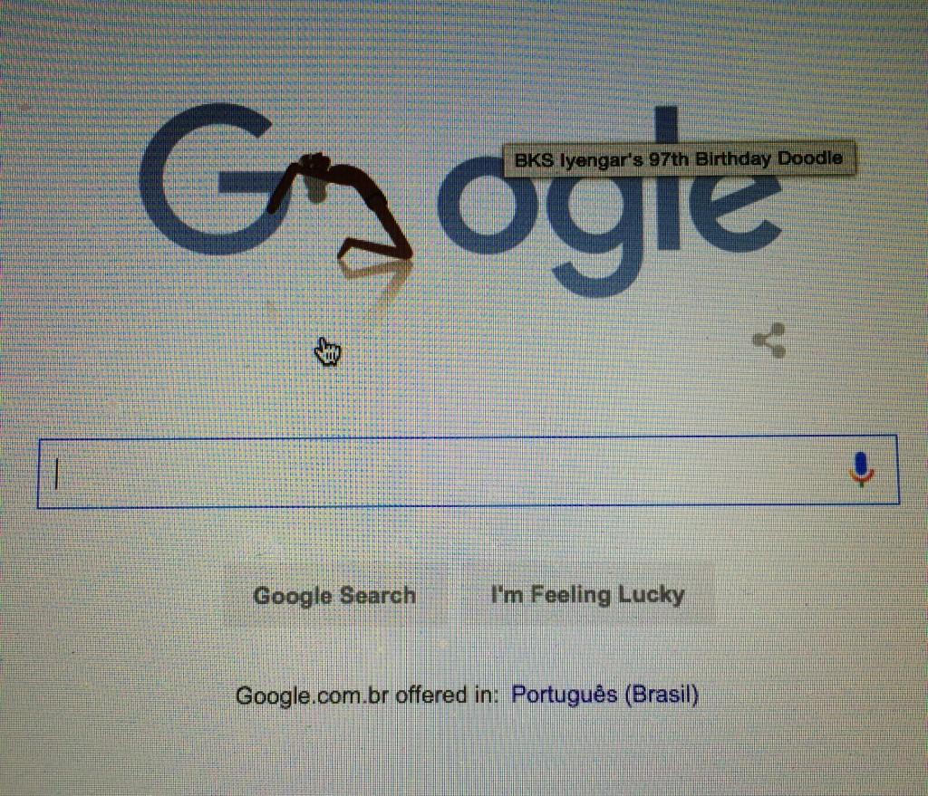 Iyengar Google