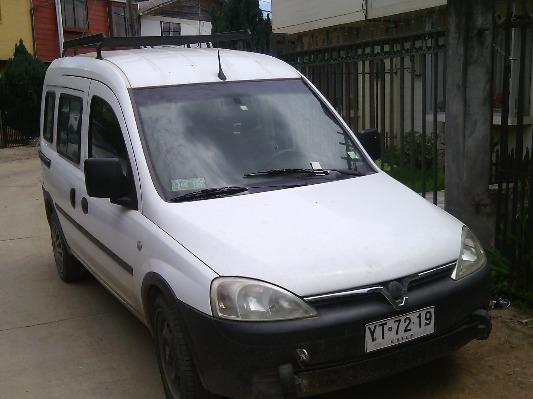 Chevrolet Combo Van Diesel