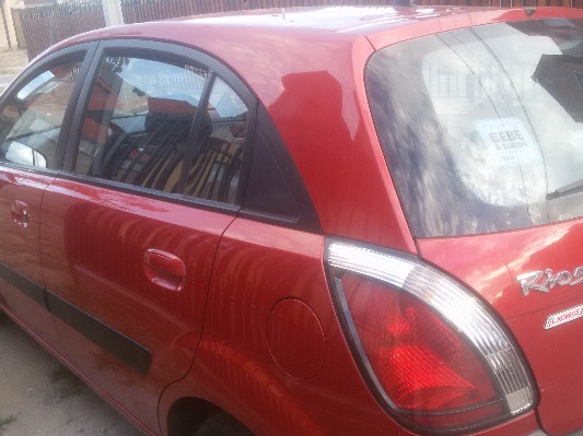 Kia Motors Rio 5