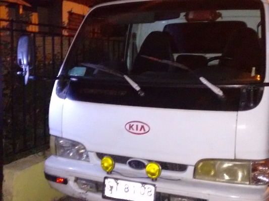 Kia Motors Frontier