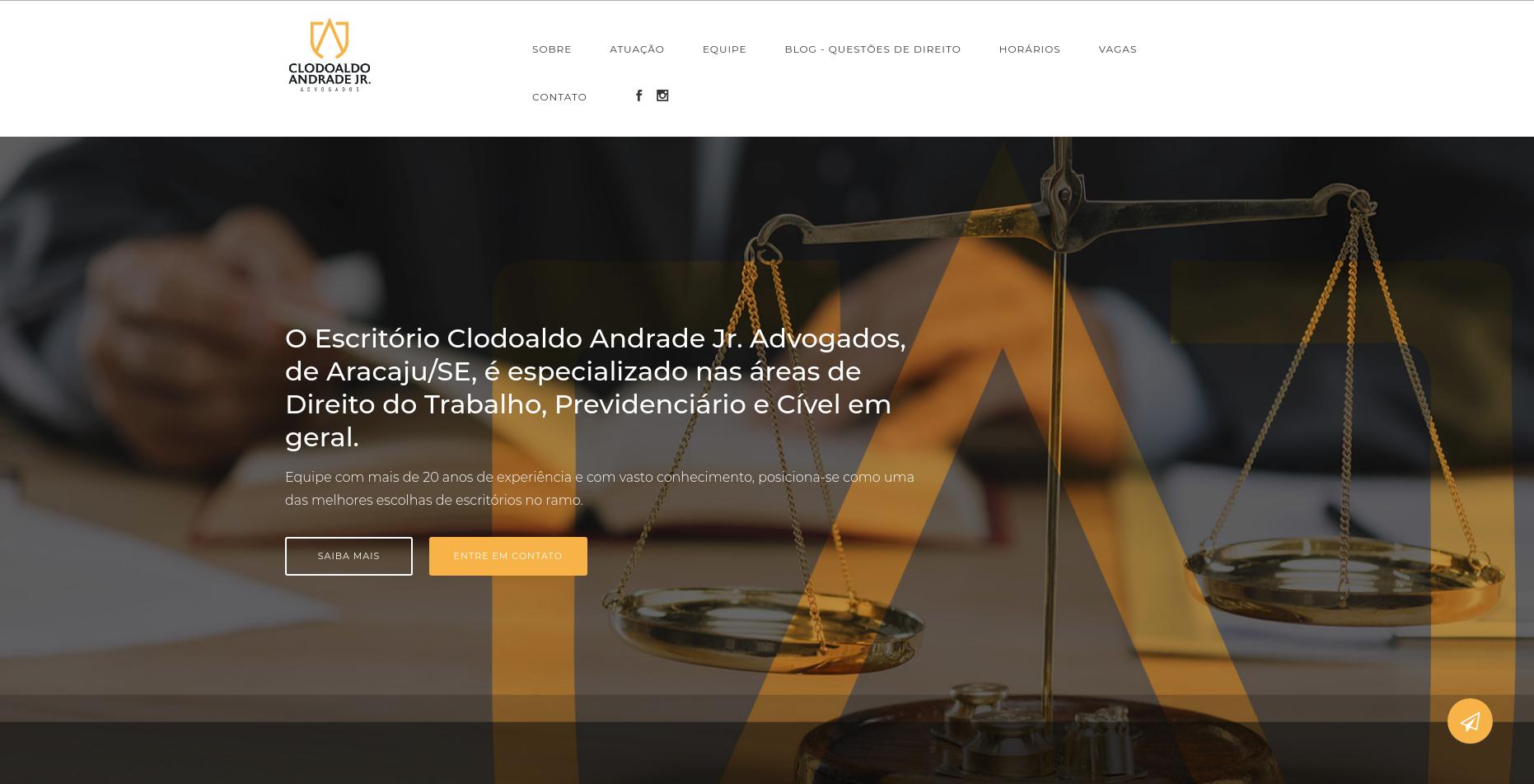 Clodoaldo Andrade Jr. Advocacia