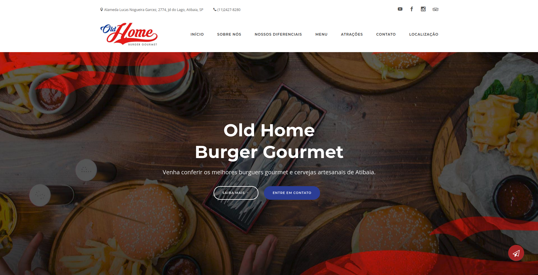 Old Home Burger Gourmet