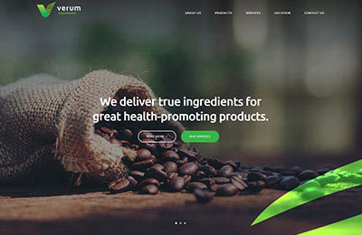 Verum ingredients