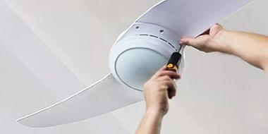 Como instalar o seu Ventilador de Teto