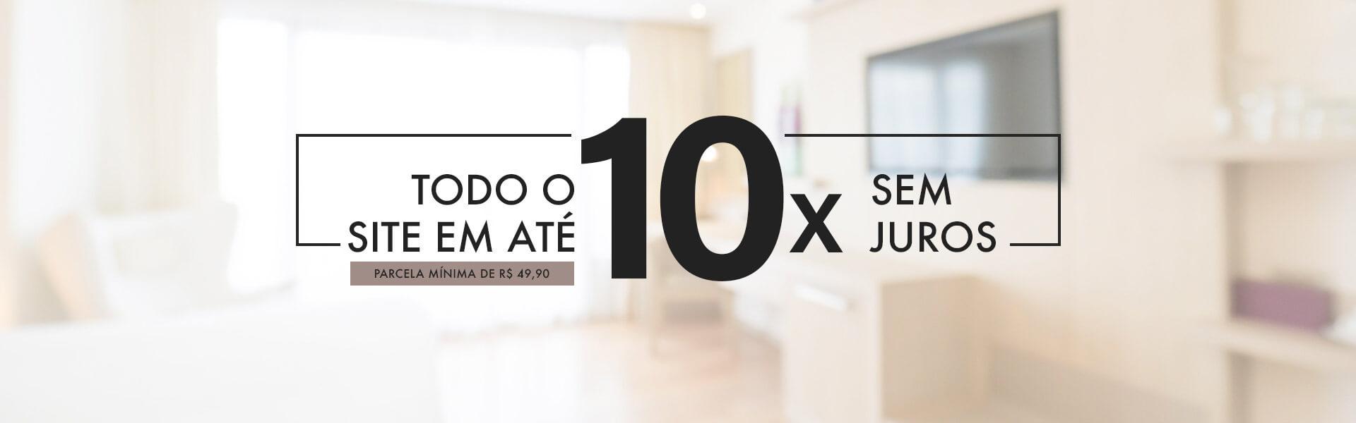 10x em todo site