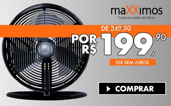 Promoção Maxximos