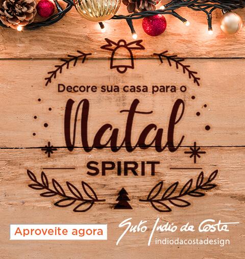 Decore sua Casa para o Natal com SPIRIT