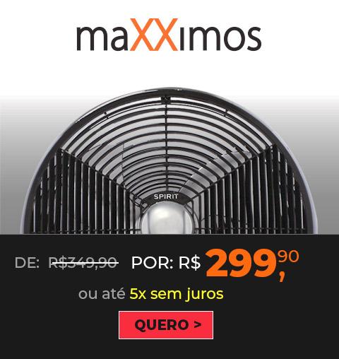 Ventilador de Mesa Maxximus