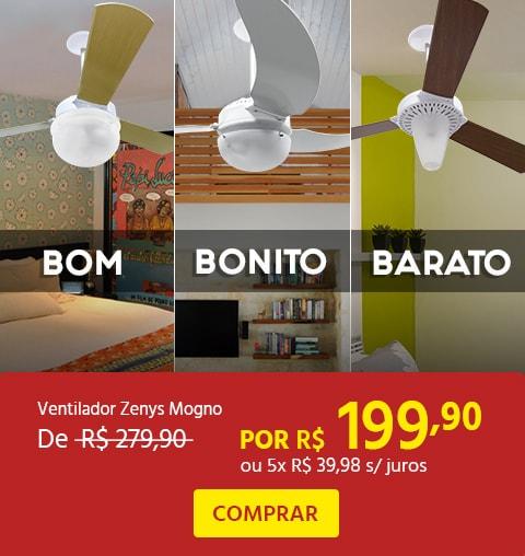 Ventiladores de Teto por R$199,90