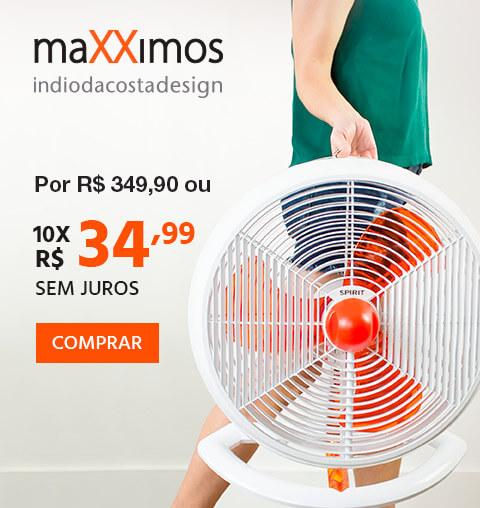Ventilador de Mesa por R$ 349,90