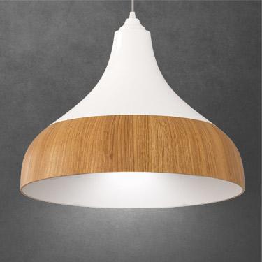 Luminária Rústica Pendente Combine Spirit - Muitas formas de combinar