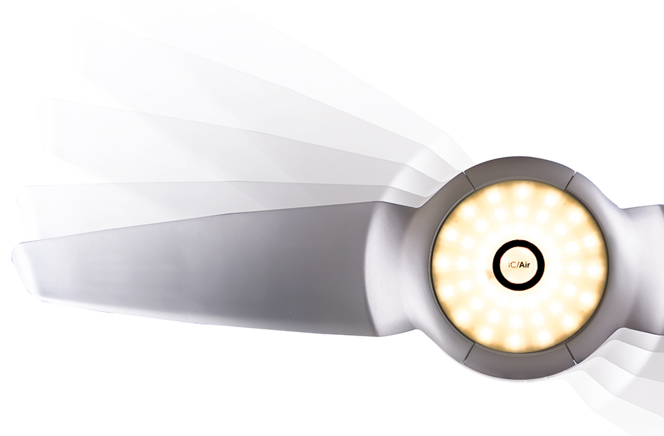 Ventilador de Teto IC AIR