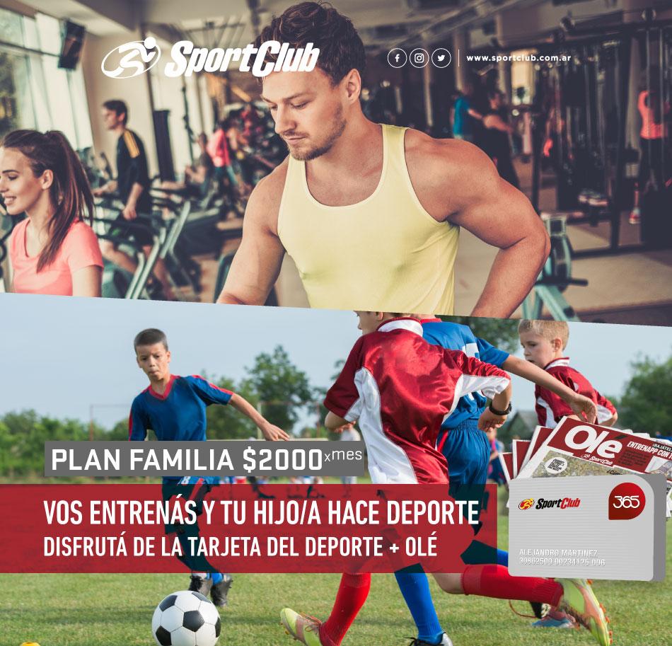 Banner SportClub