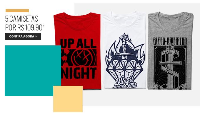 Promoção Kanui  QUEIMA TOTAL de Camisetas! Confira Já as Melhores ... 192f6d7ae9f2d