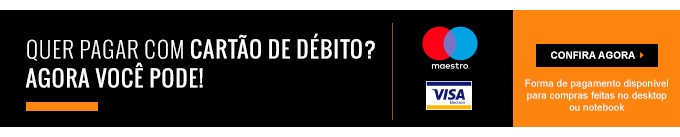 Pague no débito