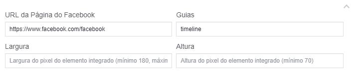 Como instalar o Plugin de Página do Facebook no site da rádio