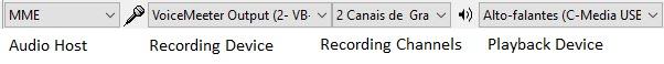 Como gravar no Audacity