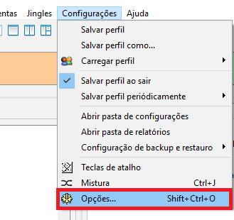 Como captar o VoiceMeeter em seu software de transmissão AO VIVO